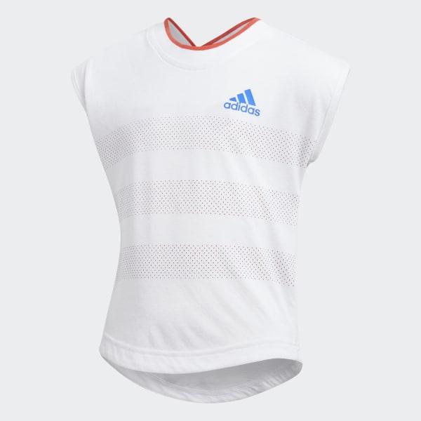 T-shirt Summerset Bianco CF6633