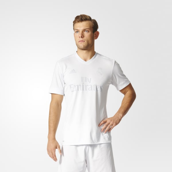 Real Madrid Parley Trikot weiß B48903