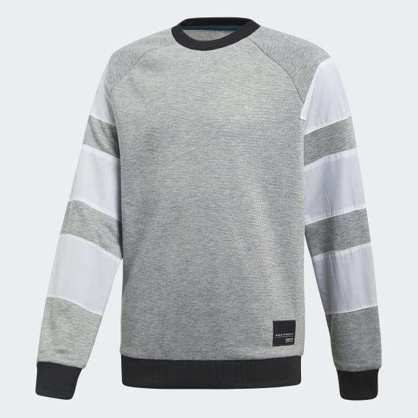 EQT Crew Sweatshirt Grey CF8539