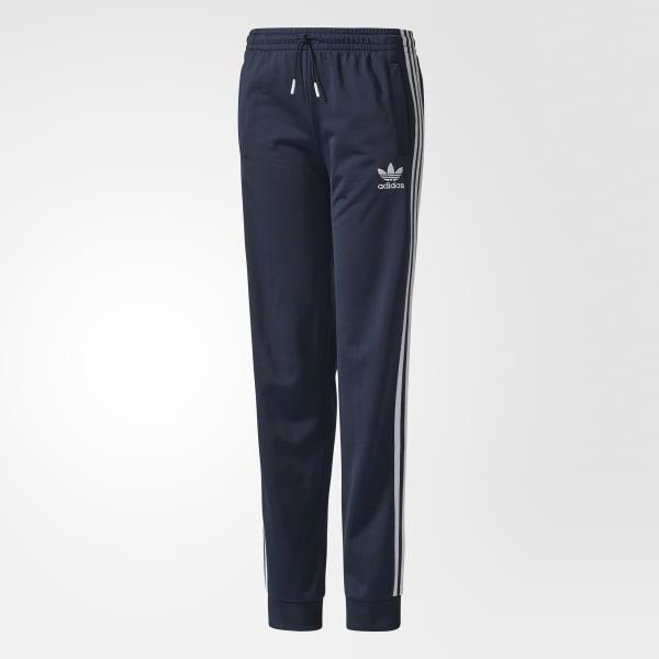 Pantalon de survêtement SST bleu BQ3923