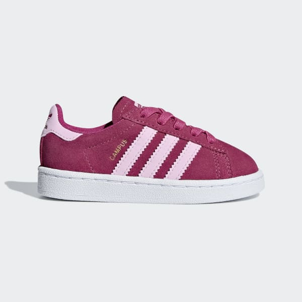 Campus Shoes Pink B41962