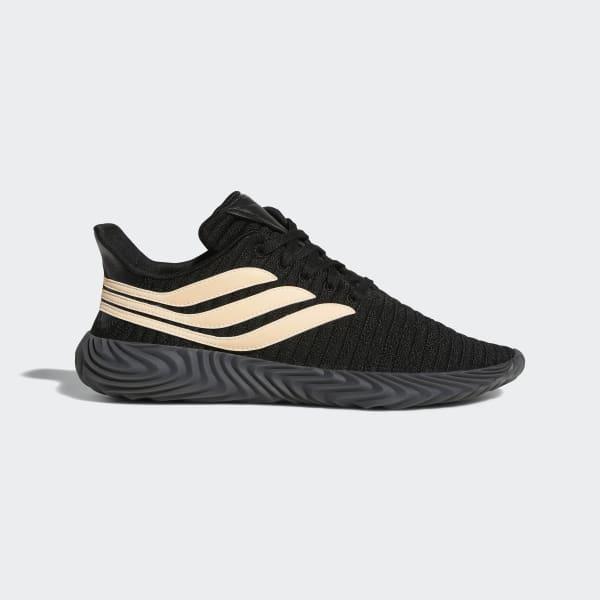 Sobakov Schuh schwarz BB7674
