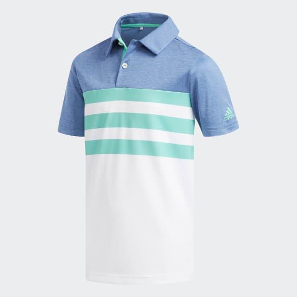 3-Stripes Polo Shirt Green CD9971