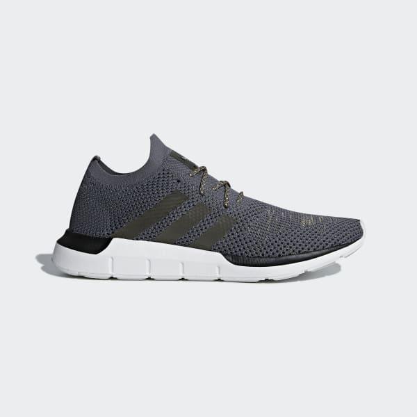Swift Run Primeknit Shoes Grey B37156