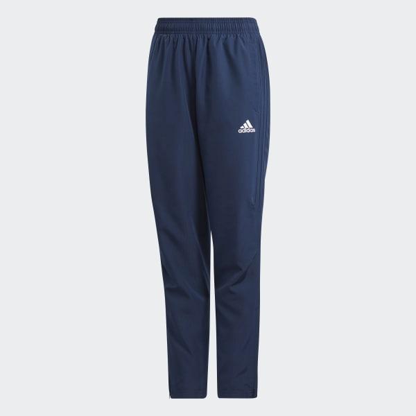 Pantaloni Tiro 17 Blu BQ2795