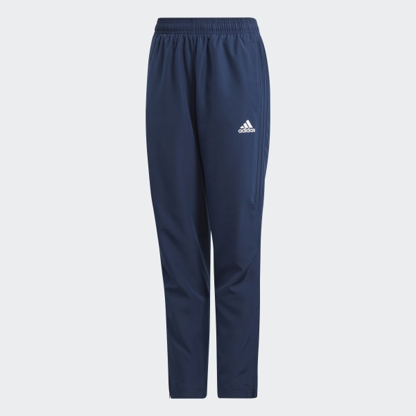 Tiro 17 Pants Blue BQ2795