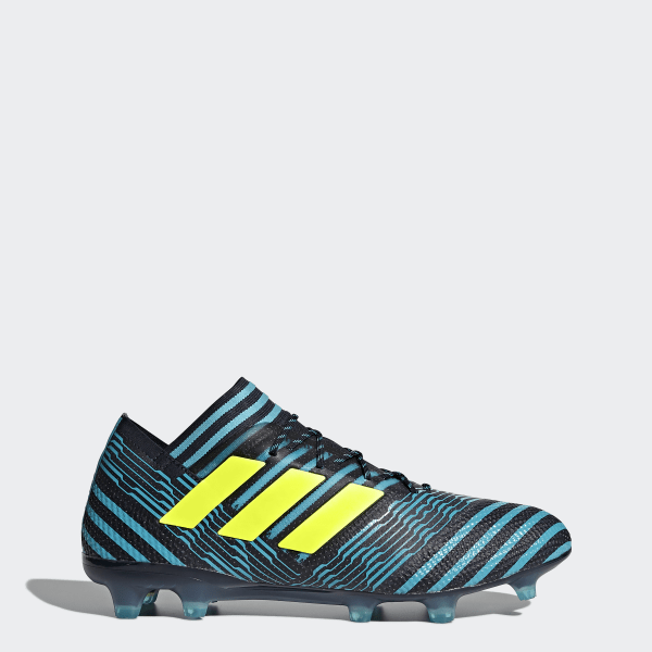 Nemeziz 17.1 Firm Ground Boots Blue BB6078