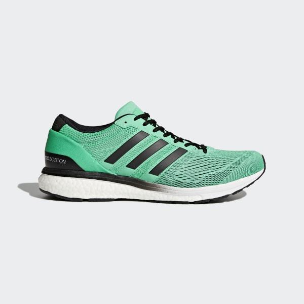 adizero Boston 6 Schoenen groen BB6416
