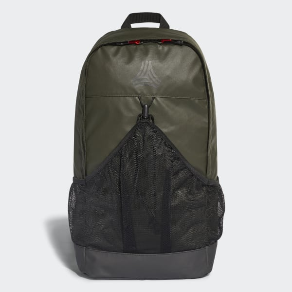 Football Street Backpack Green CY5629