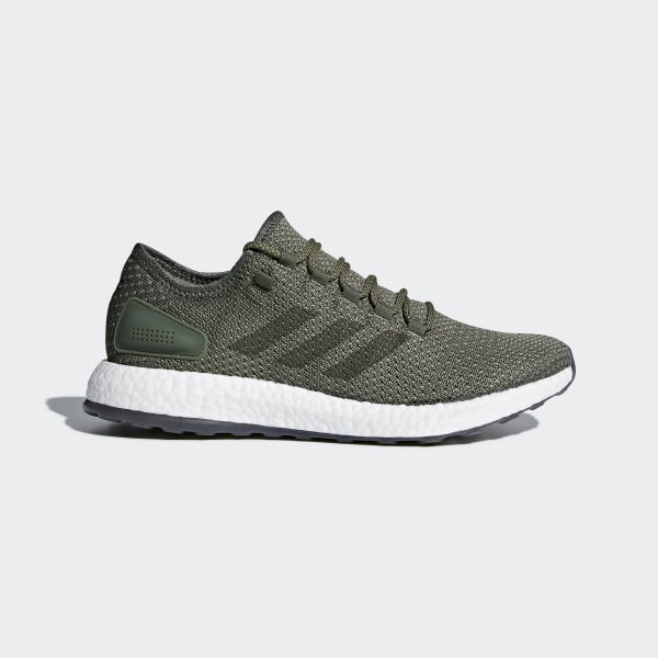 Tenis Pureboost Clima Verde BY8896