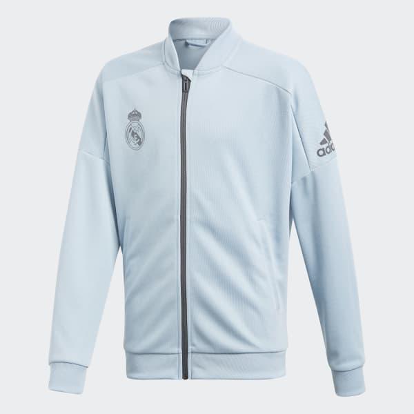 Veste de survêtement Real Madrid bleu CV6191
