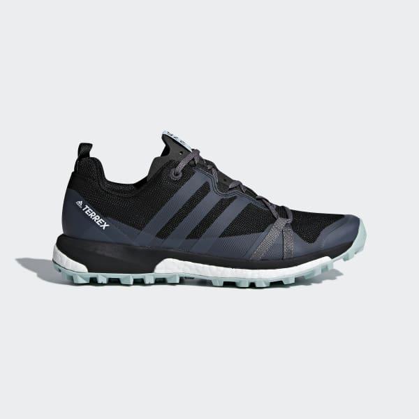 Zapatilla adidas TERREX Agravic Negro CQ1731
