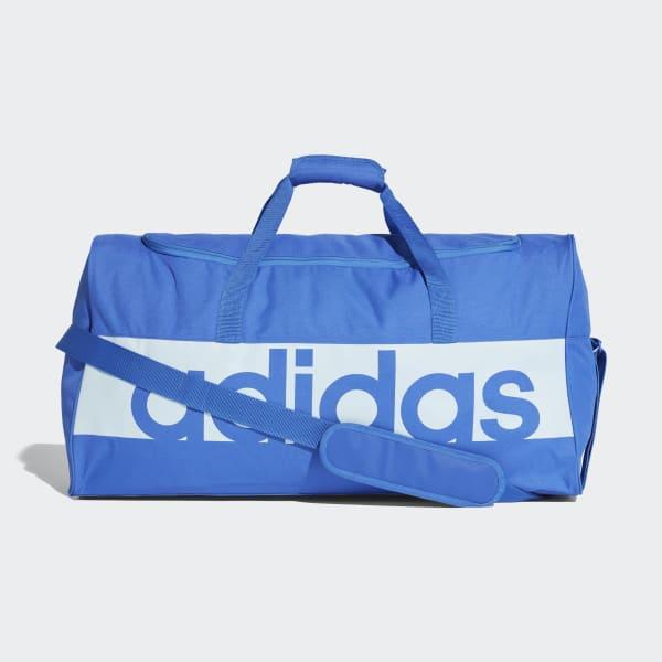 Linear Performance Duffel Bag Large Blue CF3456