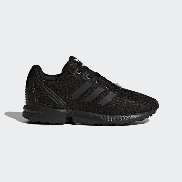 ZX Flux Shoes Black S76297