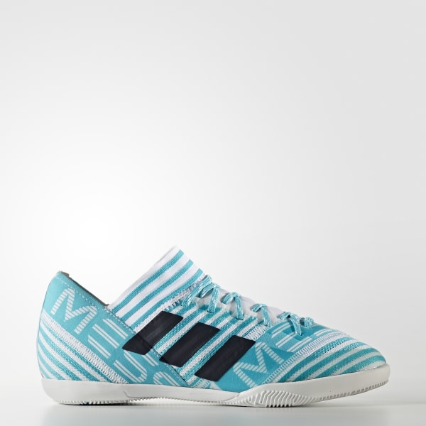 Nemeziz Messi Tango 17.3 Indoor Shoes White BY2418