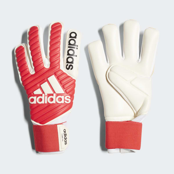 Classic Pro Gloves Red CF0103