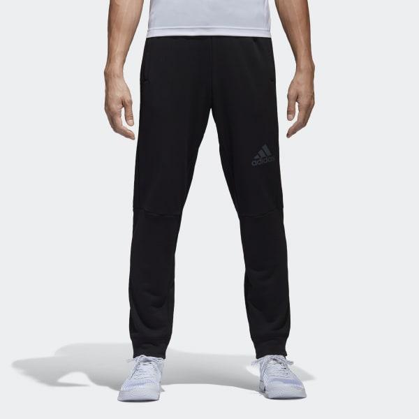 Workout Pants Black BK0946