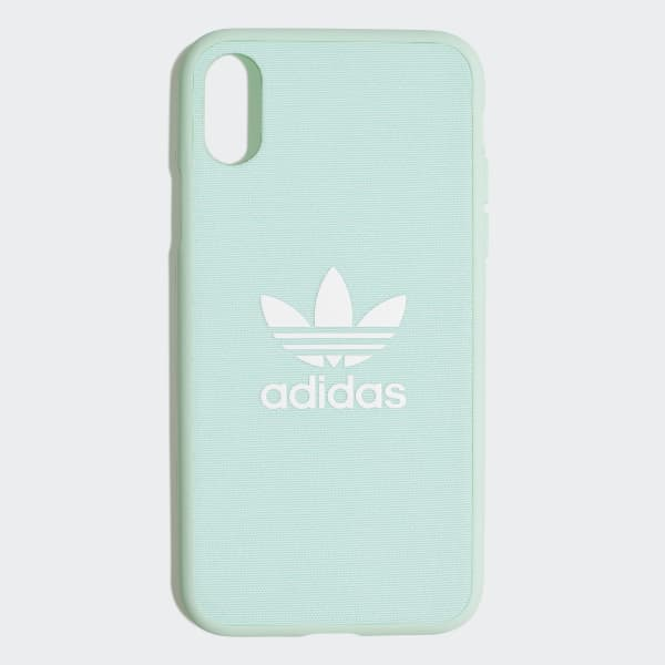 Fabric Snap Case iPhone X Turquoise CK6182
