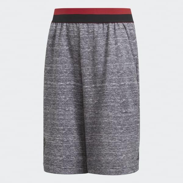 Short Sweat Manchester United Grigio CV6187