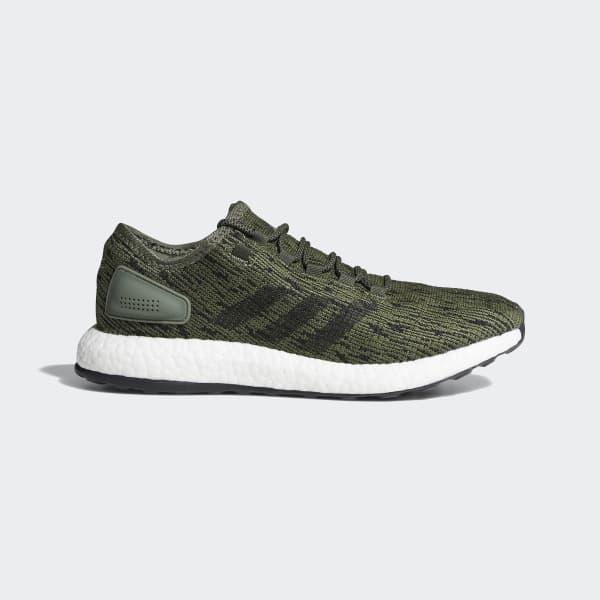 Pureboost Shoes Green CM8302