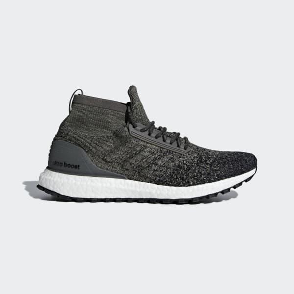 Ultraboost All-Terrain Shoes Grey BB6130