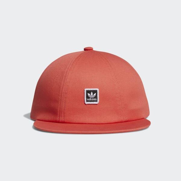 Cappellino Mod Six-Panel Rosso CE2617