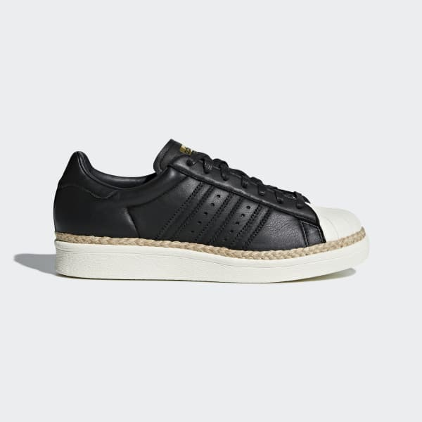 Superstar 80s Now Bold sko Sort CQ2365