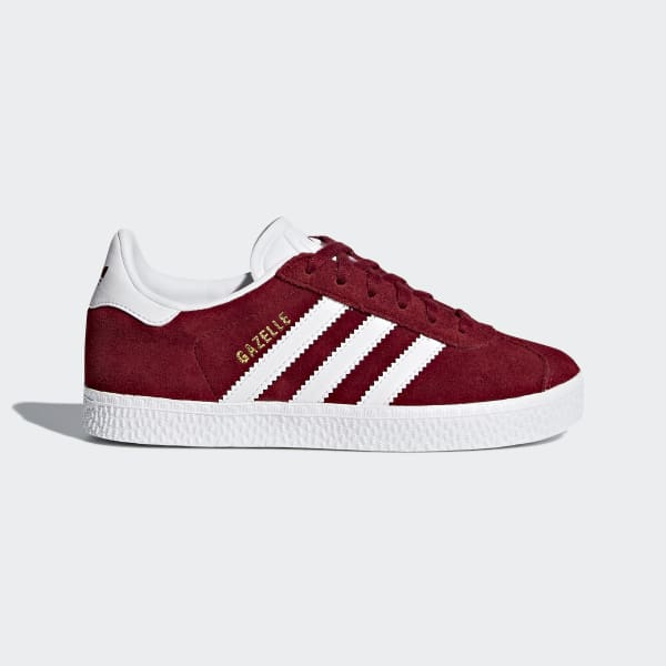 Chaussure Gazelle rouge CQ2914