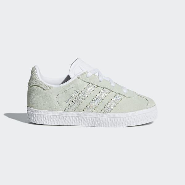 Gazelle Shoes Green CQ2933