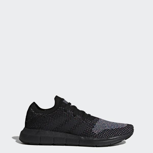 Chaussure Swift Run Primeknit noir CG4127