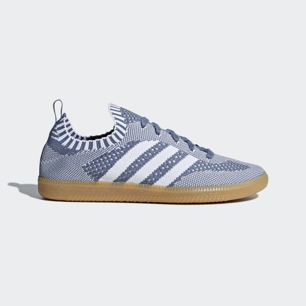 Samba Primeknit Shoes Blue CQ2686