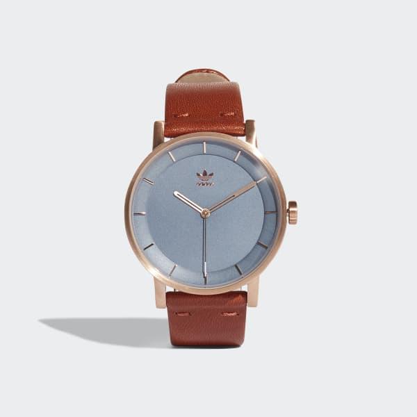DISTRICT_L1 Watch Pink CJ6335