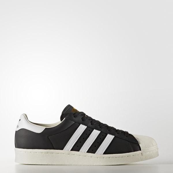 Superstar Boost Shoes Black BB0189
