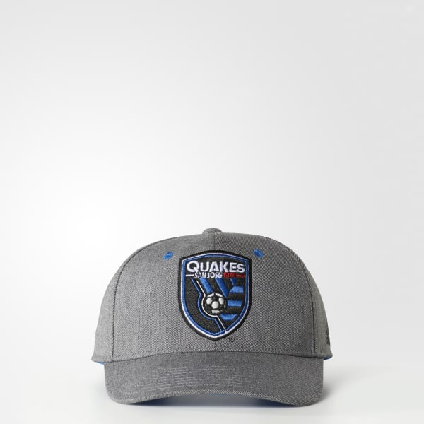 San Jose Earthquakes Structured Hat Multicolor BM8571