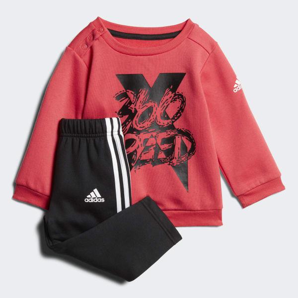 Survêtement bébés Mini Me X rouge CF7431