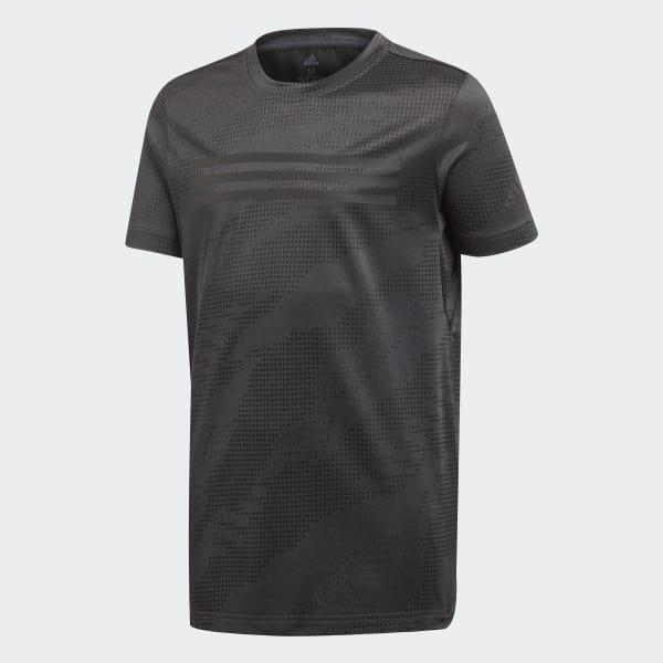 T-shirt Training Brand Grigio DJ1179