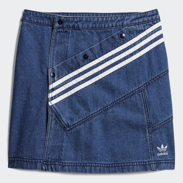 Denim Skirt Blue DZ7497