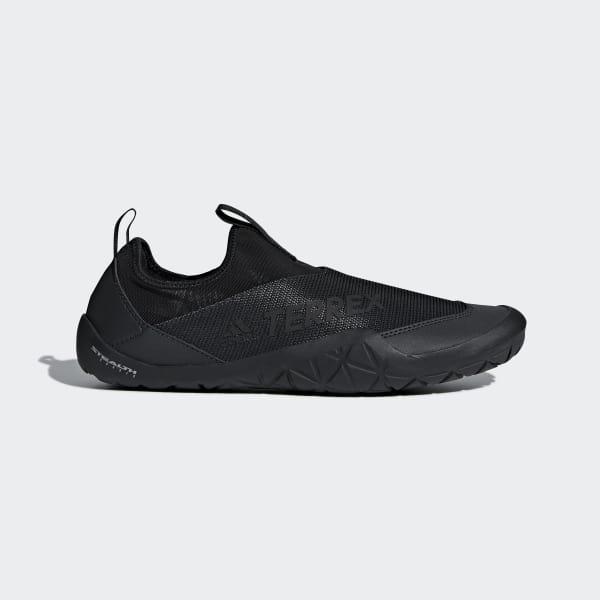 Chaussure Terrex Climacool Jawpaw Slip-On noir CM7531