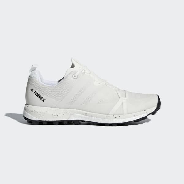 Chaussure TERREX Agravic blanc CM7614