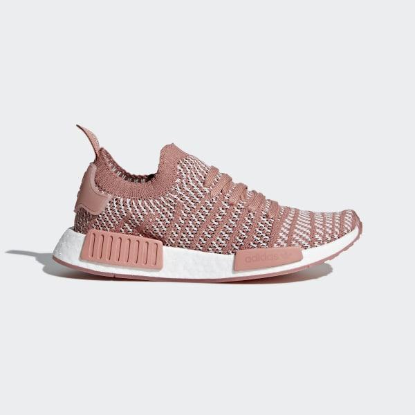 NMD_R1 STLT Primeknit Shoes Pink CQ2028