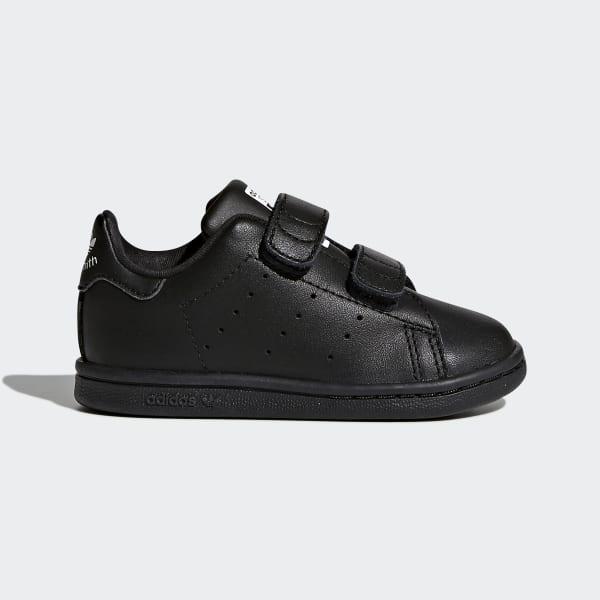 Chaussure Stan Smith noir BZ0524