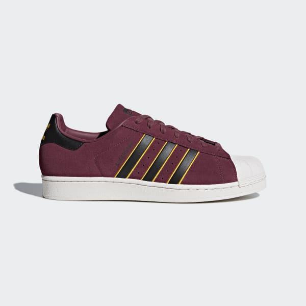 Superstar Schoenen rood CM8079