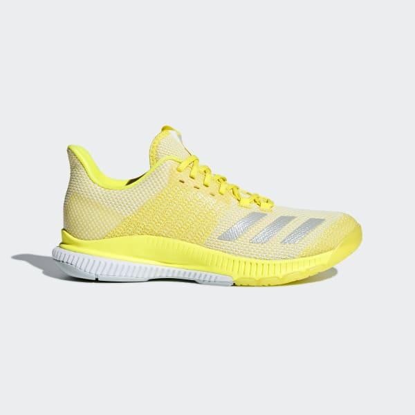 Chaussure Crazyflight Bounce 2.0 jaune CP8891