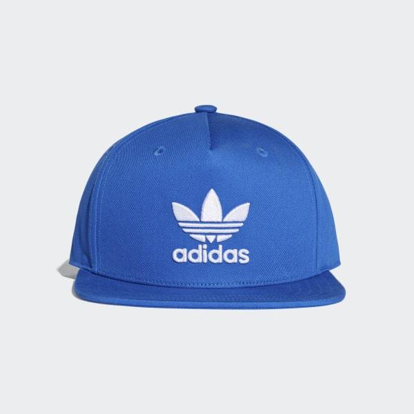 Gorra Trifolio Snap-Back Azul BK7319