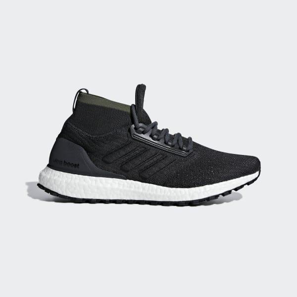 Ultraboost All Terrain Shoes Grey CM8256