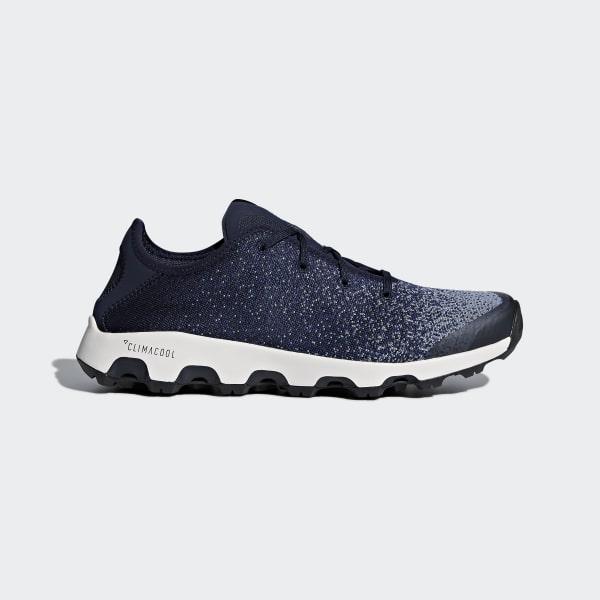 Chaussure Terrex Climacool Voyager Parley bleu CM7541