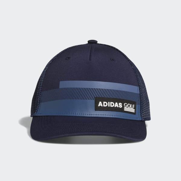 Stripe Trucker Hat Blue CZ8911