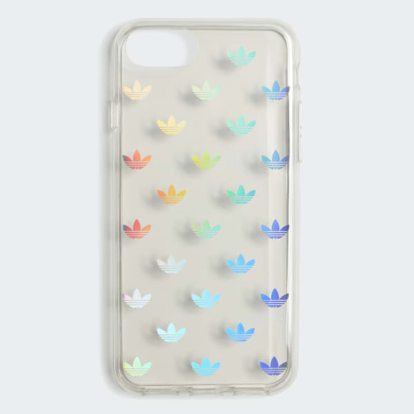 Clear Case iPhone 8 Silver CK6142