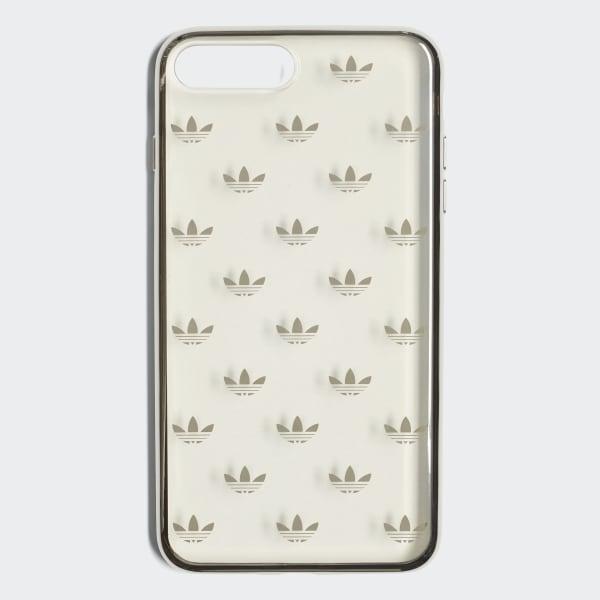 Clear Case iPhone 8+ Silver CJ6215