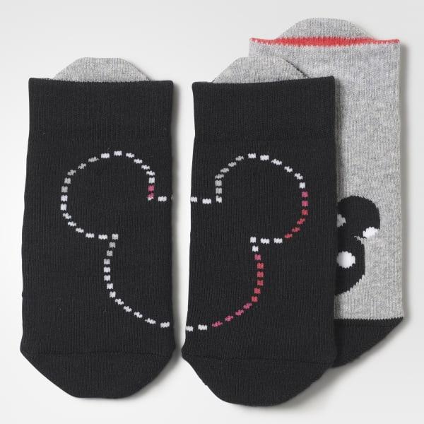 Mickey Maus Socken, 2 Paar schwarz BP7818